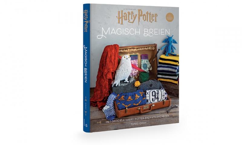 Pré-order - Harry Potter - Magisch breien voor dreuzels
