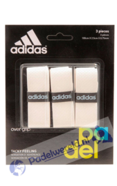 Adidas Overgrips - Wit