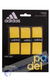 Adidas Overgrips - Geel