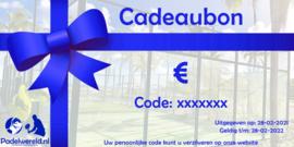Cadeaubon Padelwereld