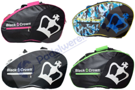 Padeltas Black Crown Tron