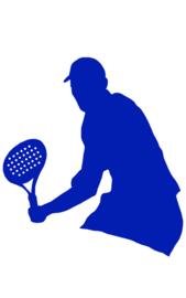 Padel racket op aanvraag!