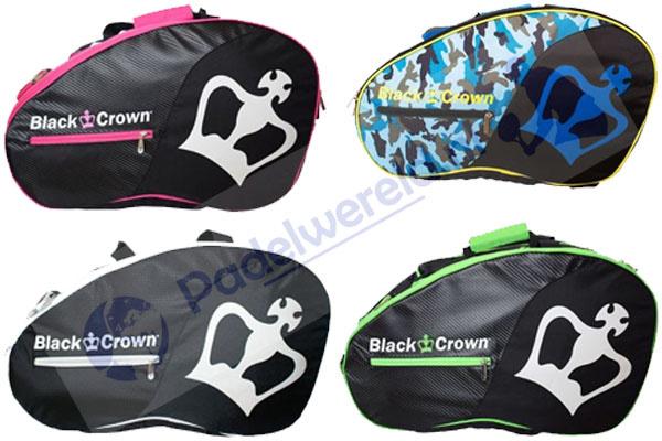 Padeltas Black Crown Tron