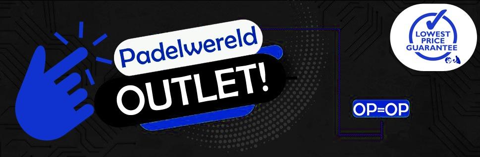 Padelwereld | Outlet | OP=OP