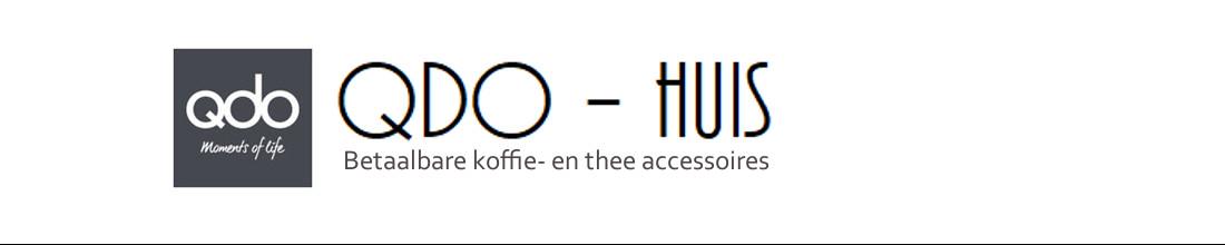 QDOHuis...... betaalbare koffie en thee accessoires
