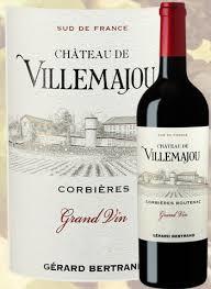 Chateau de Villemajou Grand Vin van Gerard Bertrand