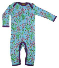 Duns sweden jumpsuit willowherb blue