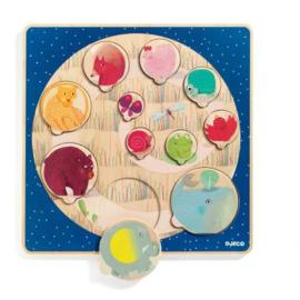 Djeco puzzel -  Ludi & co