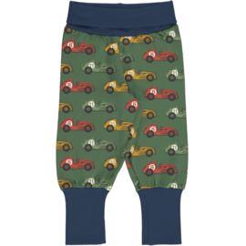Maxomorra pants - vintage race cars