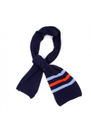 Lily Balou - sjaal dark blue