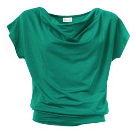 Froy&Dind shirt Mimi summer d.green