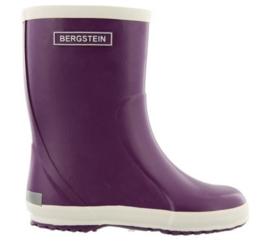 Bergstein footwear regenlaars - purple