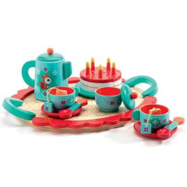 Djeco - verjaardags thee -  fox