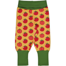 Maxomorra pants - Tomato