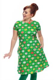 Cissi och Selma dress Siv klänning Äppelpaj