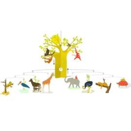 Djeco mobiel -   Savanne Afrika DD04300