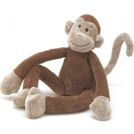 jellycat Slackajack Monkey small