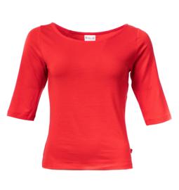 Froy&Dind shirt Lina Hibiscus