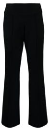 Tante Betsy Ultra Wide Pants Punta Black