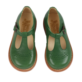 Young soles Dottie T-Bar Green