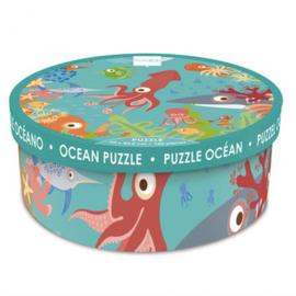 Scratch puzzel - Koraalrif