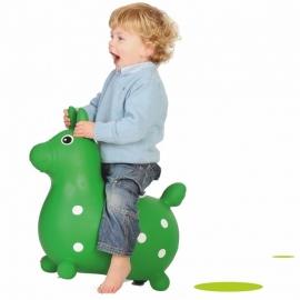 hippy skippy hert groen