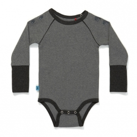 AlbaKid Galia body Grey