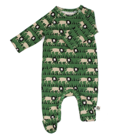 Onnolulu  jumpsuit Otto with feet lion