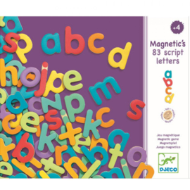 Djeco - magneet letters DJ03102