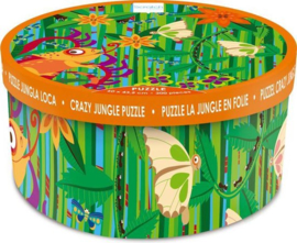 Scratch puzzel - Crazy jungle