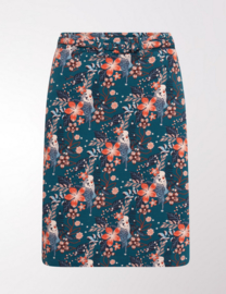 4 Funky Flavours skirt - Music is my way of life