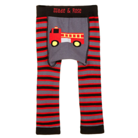 Blade&rose  legging - fire engine