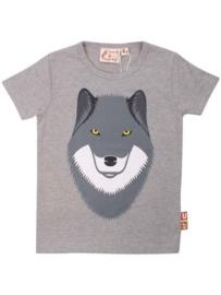 Dyr korte mouw Wolf