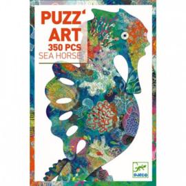 Djeco - DJ07653 puzzel art -  sea horse