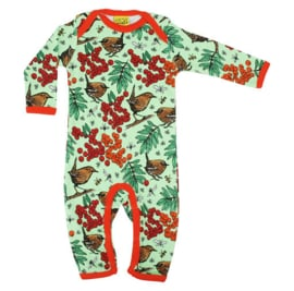Duns sweden jumpsuit rowanberry