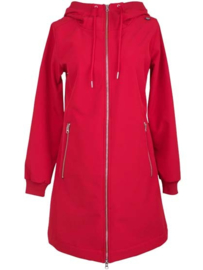 Danefae Jane softshell Dark red