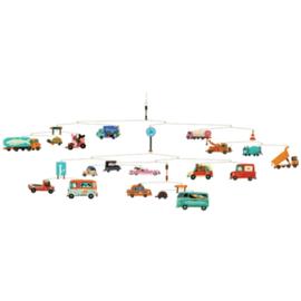 Djeco mobiel - voertuigen DD04309