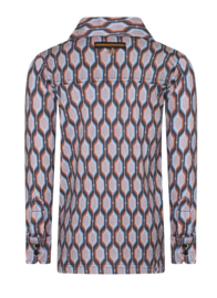 4 Funky Flavours blouse - Simple Man