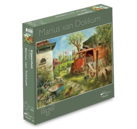 Marius van Dokkum - Kippenhok