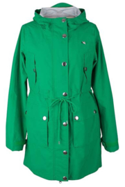 Danefae Gritt Rain parka great green