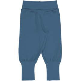 Meyadey pants - sollid moonlight blue