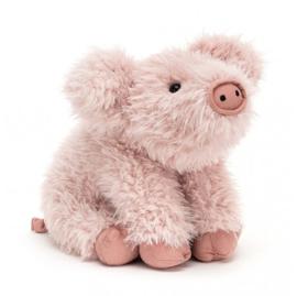 Jellycat - Curvie Pig