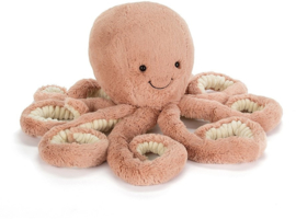 Jellycat -  Odell Octopus small