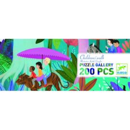 Djeco - DJ07607 puzzel gallery - childrens walk