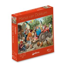 Marius van Dokkum - Tuinfeest