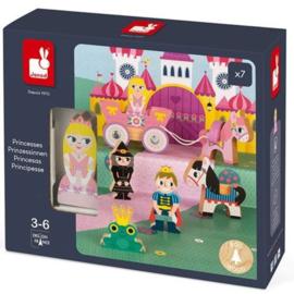 Janod  Mini story - Prinsessen