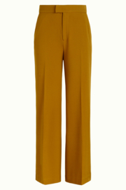 King Louie Lisa pants Tuillerie chartreuse Yellow