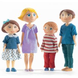 Djeco familie  Gaspard & Romi