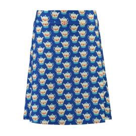 Tante Betsy  Skirt Teapot blue