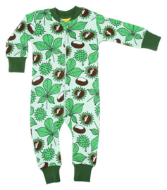 Duns sweden onesie Chestnut (bigger sizes)